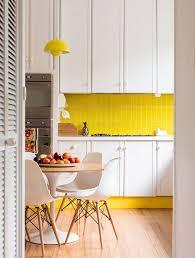 cuisine jaune et blanche cuisine jaune et blanc je fouine tu fouines il fouine nous