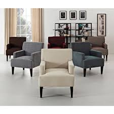 Walmart Living Room Furniture by Ottomans Walmart Accent Chairs Club Chairs For Small Spaces