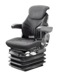 siege deere siège grammer du tracteur fendt deutz matériel chaise deere