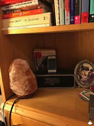 Ionic Salt Lamp Recall by I Used A Himalayan Salt Lamp And Nothing Happened