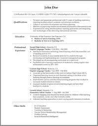 Teacher Resume: Writing Tips & Sample 14 Teacher Resume Examples Template Skills Tips Sample Education For A Teaching Internship Elementary Example New Substitute And Guide 2019 Resume Bilingual Samples Lead Preschool Physical Tipss Und Vorlagen School Cover Letter 12 Imageresume For In Valid Early Childhood Math Tutor