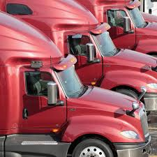100 Ralph Smith Trucking S Tight Capacity Squeezes US Businesses WSJ