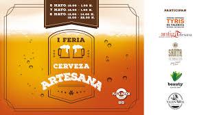 I Feria de la Cerveza Artesana • Plaza Mayor Ganda