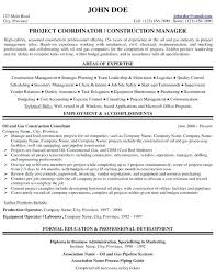 Welder Supervisor Resume Examples Combined With Project Manager Sample To Frame Astonishing Curriculum Vitae