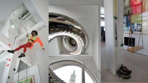 100 Sky House Nyc NYCs Futuristically Whimsical Penthouse Elegrans Real
