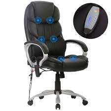 Massage Chair Ergonomic Office Chair Desk PU Leather Computer Chair Task  Rolling Swivel Adjustable Stool Executive Chair With Lumbar Support Armrest  ... Managerial Office Chair Conference Room Desk Task Computer Mesh Home Warmrest Ergonomic Lumbar Support Swivel Adjustable Tilt Mid Back Fully Meshed Ergo Black Essentials By Ess202 Big And Tall Leather Executive Star Products Progrid The Best Gaming Chairs In 2019 Gamesradar Cozy Heavy Duty Chairs Jherievans Mainstays Vinyl Multiple Colors Secretlab Neuechair Review An Attractive Comfortable Contemporary Midback Plush Velvet