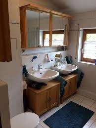 badezimmer buche massivholz geölt 3 4 tlg