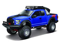 100 Custom Truck Paint Designs Amazoncom Maisto Design OffRoad Kings 2017 Ford F150 Raptor