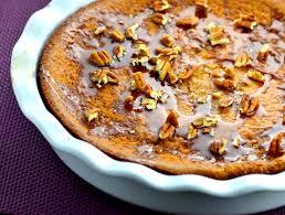 Pumpkin Pie With Gingersnap Crust Gluten Free by Gluten Free Thanksgiving Dessert Recipes Genius Kitchen