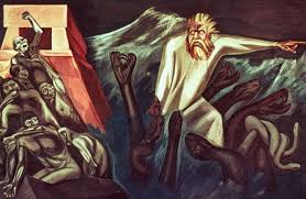dartmouth s remarkable mural by josé clemente orozco wsj