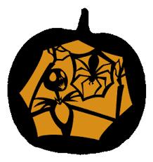 Jack Skellington Pumpkin Stencils Free Printable by Pumpkin Site Pattern Collection