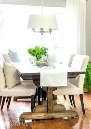 Build A Dining Table Centerpiece Ideas Building Beautiful Farmhouse