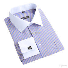 best quality wholesale mens french cuff dress shirts designer