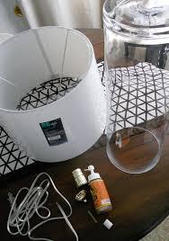 Fillable Glass Lamp Kit by Rocky Bella