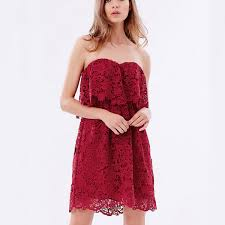 2017 Fashion Classic Summer Clothes Off Shoulder Sexy Women Lace Dresses
