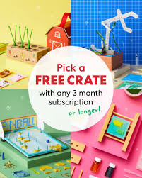 KiwiCo Coupon Code - Free Crate With New Subscription ... Deal Free Onemonth Kiwico Subscription Handson Science 2019 Koala Kiwi Doodle And Tinker Crate Reviews Odds Pens Coupon Code 50 Off First Month Last Day Gentlemans Box Review October 2018 Girl Teaching About Color Light To Kids With A Year Of Boxes Giveaway May 2016 Holiday Fairy Wings My Honest Co Of Monthly Exploring Ultra Violet Wild West February