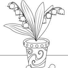 coloriage de fleurs coloriages coloriage à imprimer gratuit