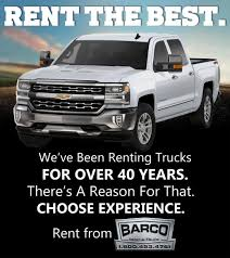 Barco Rent A Truck (@barcorentatruck) | Instagram Photos And Videos