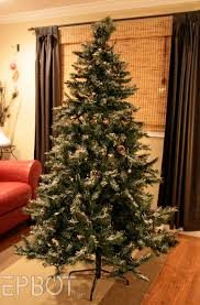 EPBOT How To Shrink Wrap Your Christmas Tree For Fun Profit