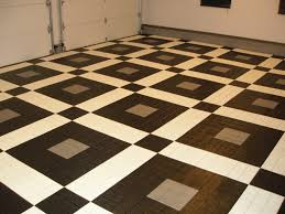 how to put garage floor tiles the home redesign