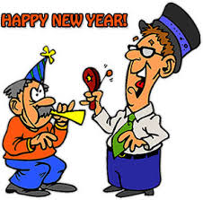Free New Year Clipart Graphics