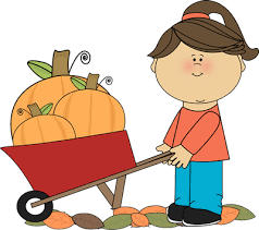 Fall Clothing Clipart