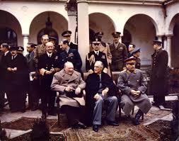 Winston Churchill Delivers Iron Curtain Speech Definition by Big 3 At Yalta Napkin Treaty Gallery Pinterest Roosevelt