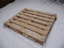 how to make a sledge out of wooden palette 5 steps with pictures