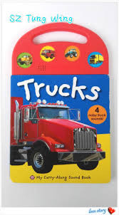 Toy Trucks Button Sound Book , Interactive Sound Books For Children Usborne Sticker Books Trucks The Best 5 For Food Truck Entpreneurs Floridas Custom Bfcm Cybermonday Redshelf Speedy Publishing Llc Trains Transportation Little Learners Pocket Of Preschool What To Read Wednesday Firefighter Fire Kids Plus Blue Alice Schertle Illustrated By Jill Mcelmurry Specialist In Play Group Bookspre Nursery Booksnursery Busy Buddies Liams Beaver 3 A Train Getting Young Readers Moving Prtime Parenting Monster Mountain Rescue Childrens Book Aloud Bedtime Kenworth 501979 At Work Ron Adams 97583881477