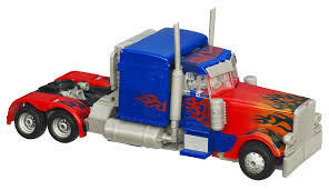 100 Optimus Prime Truck Model Transformers Movie 2 ROTF Leader Class SOLD OUT