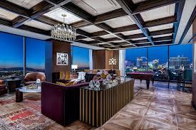 100 Palms Place Hotel And Spa At The Palms Las Vegas Cinema Suite CasinoResort Avenue Interior