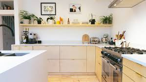 Gallery Of Kitchen Design For Small House Tiny Layout Wooden Designs Pictures Simple Cabinet Contemporary Images