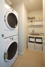 Ironing Board Cabinet Ikea by Ikea Laundry Laundry Room Contemporary With Wood Floors Chair Rail