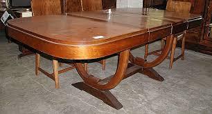 Fancy Idea Art Deco Dining Table 20