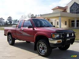 1993 Garnet Red Pearl Toyota Pickup Deluxe Extended Cab 4x4 #4621434 ... Used Toyota Trucks Sale Owner In Maryland Car Owners Manual 1993 Pickup Deluxe Regular Cab 4x4 In Black 146083 Davis Autosports 2004 Tacoma Crew Trd For Top Of The Line 1983 Sr5 For Sale 100953230 1999 Georgetown Auto Sales Ky 2017 Pro Photos And Info News Driver Nissan Atlas Double Reviews 2019 20 1988 Toyota 4x4 Sold Youtube Garnet Red Pearl Extended 4621434 Truck Creative Toyota On 1985 Pickup With 22000 Original Miles
