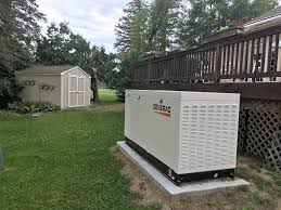 Generac Portable Generator Shed by Welcome To Oakelectric