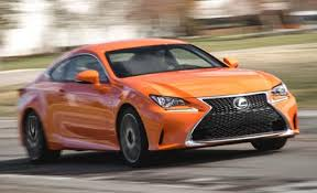 Lexus RC Reviews Lexus RC Price s and Specs Car and Driver