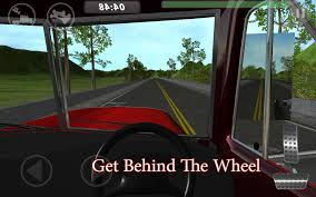 Truck Driving: Big Truck Driving Games