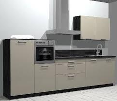 küchenblock 320 cm inkl elektrogeräte set
