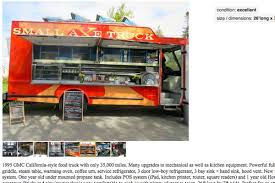 100 Food Truck Equipment For Sale Small Axe Anas For Eater Maine