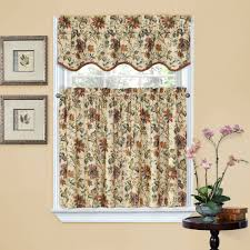 Waverly Kitchen Curtains And Valances by Decorations Kitchen Valances And Swags Swag Valances Swag