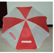 40X8 Promotional Garden Umbrella