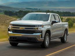2019 Chevrolet Silverado First Review Kelley Blue Book Intended For ...