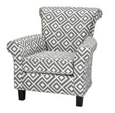 Printed Fabric 429 Upholstered Grey Accent Chair With Arms Accent Seating Tufted Chair Without Arms By Coaster At Sam Levitz Fniture Lilly Corinna Uttermost Living Room Luella Chenille Ut423 Walter E Smithe Design Rupert Rowen Grey Fabric Modern Chairs With For Bedroom Club Deco Teal Floral Upholstery Griffin Transitional Corinthian Great American Home Store Accent Chair Krista 532 Rolled Fusion Zaks 592 Sloping Track Midcentury Feet Wayside