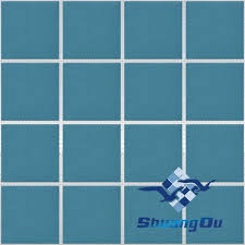 3x3 Blue Ceramic Tile by 3x3 Pool Tile 3x3 Pool Tile Suppliers And Manufacturers At