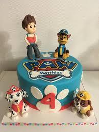 fondant figures cake decoration paw patrol price is valid