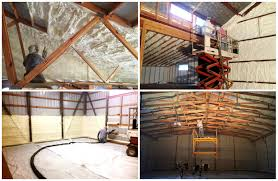 Barn, Cabin & Garage Insulation Contractors - Foam-Tec Kentucky Pole Barn 40x64x16 Page 19 Hoosier Square Insulation Foam Polyurethane Indiana Insulateupgrade Existing Barnshop Building New 36x60 Advice On Venting And Spray Foam Insulation Audubon Ia Iowa Insulators Finished With Metal Liner Kit Clothes Pinterest Diy Barns 7 Reasons To Choose Steel Over Buildings Residential Barn Insulated Spray Td Fischer Insulate For Pole Rollup Doors