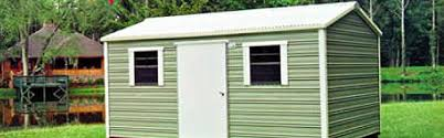 The Garden Shed Homosassa Fl by Sheds Portable Storage Buildings Crystal River Live Oak