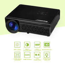 led projector 3000 lumens ebay