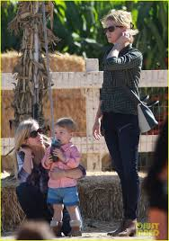 Moorpark Pumpkin Patch Underwood Family Farms by January Jones Hits The Pumpkin Patch With Xander Photo 2975547